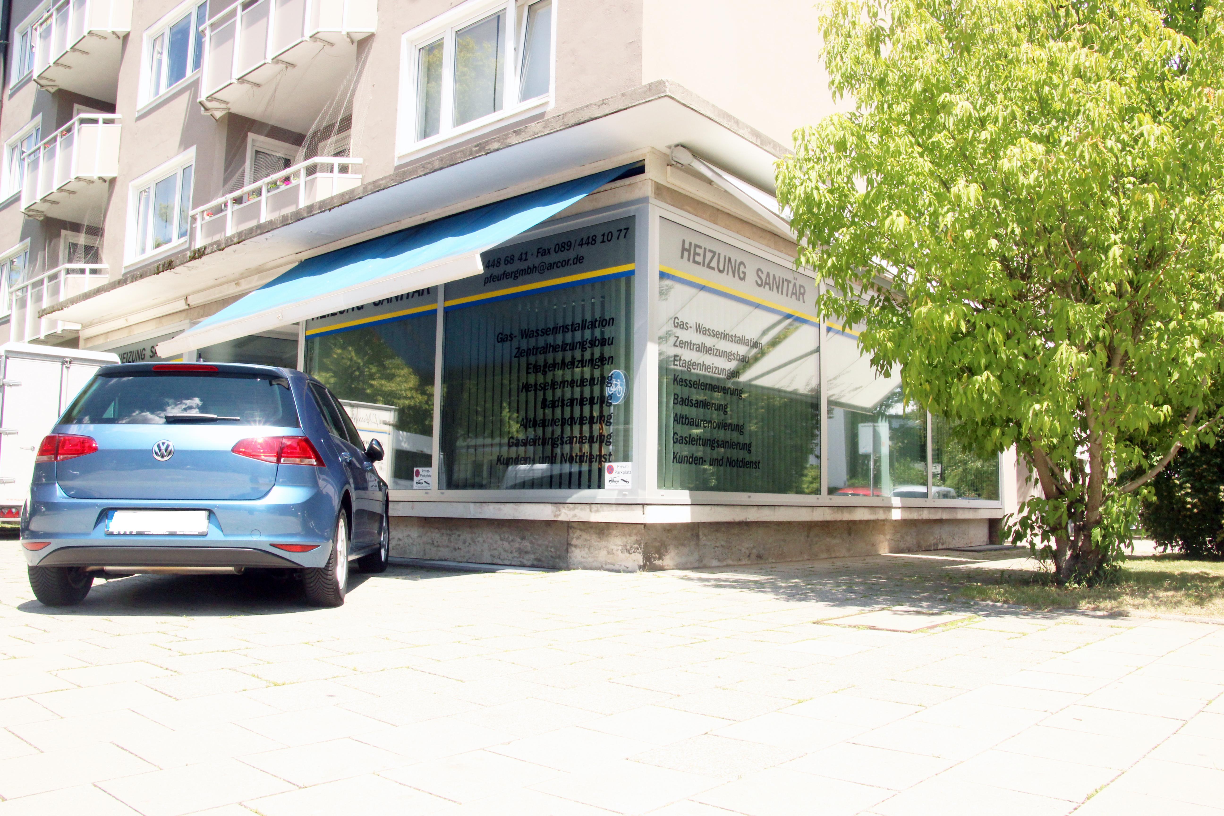 Pfeufer GmbH – Heizung und Sanitär in München Sendling